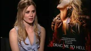 Drag Me To Hell Alison Lohman Interview