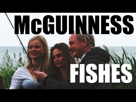 Fieldsports Britain - Martin McGuinness on fishing in Northern Ireland