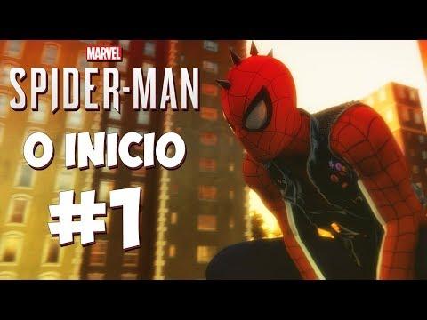 MARVELS SPIDER MAN. PARTE 1. O INÍCIO NO MODO HARD!! . Dublado PT.BR
