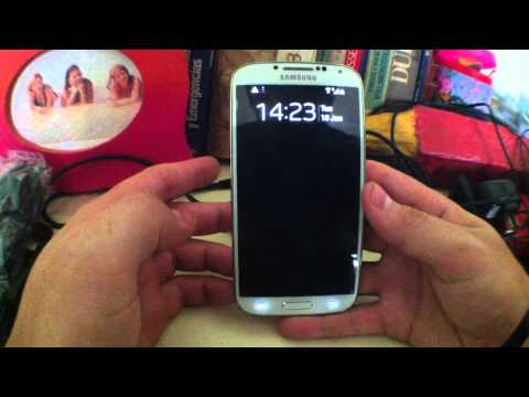The Black Screen of Death Samsung Galaxy S4 GT-i9505 - FIX