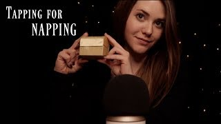 ASMR Sanftes Tapping for Napping  💤 soft & gentle SLEEPHELP