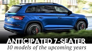 10 New 7-Seaters and Family SUVs Highly Anticipated by the Car Community