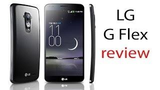 LG G flex review: funciones al detalle