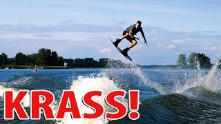 WAKEBOARD AM BOOT! | Jonah Pschl
