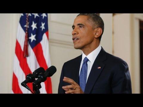 Watch President Obama's full immigration reform speech