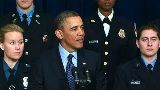 President Obama Speaks on the Sequester  2/19/13