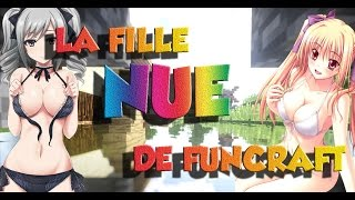 LA FILLE NUE DE FUNCRAFT | COMPILATION MOMENT FUN