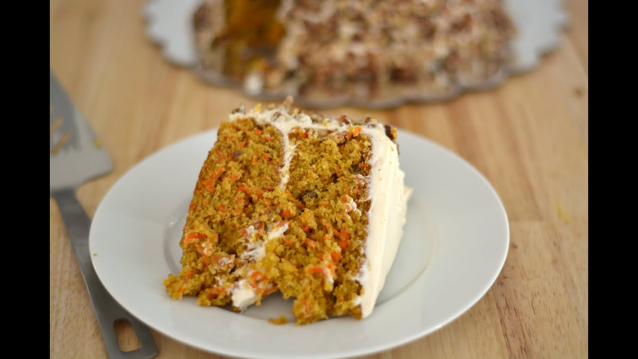 How To Make Carrot Cake Cheesecake