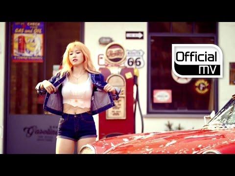 Jun Hyo Seong(전효성) - Into you(반해)