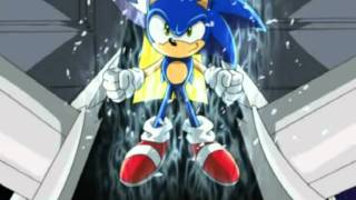 sonic its over 9000