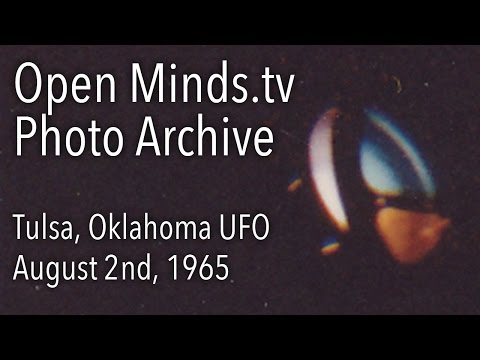 Tulsa, Oklahoma UFO - OpenMinds.tv Photo Archive