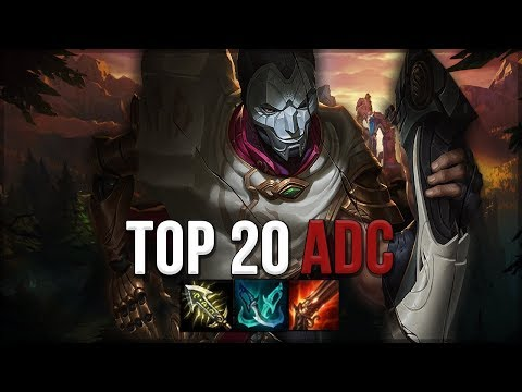 Top 20 ADC Plays #05 | League of Legends