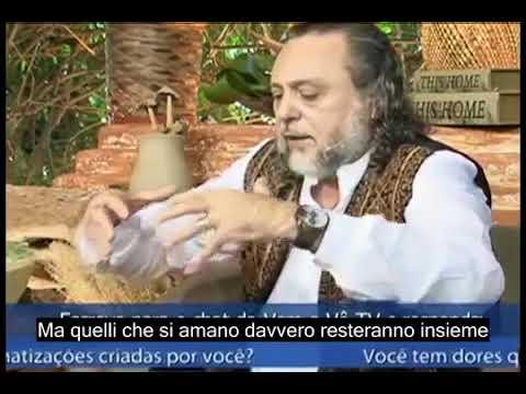 Caio Fábio ensina a vencer a depressão. - Legendas em Italiano