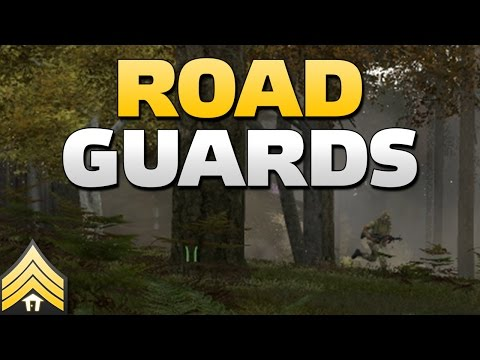 Road Guards - ShackTac Arma 2