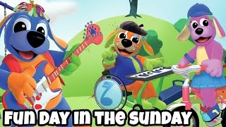 "Preschool Song - ""Fun Day in the Sun Day"" -  The Raggs Band"