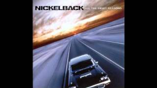 Watch Nickelback Breathe video