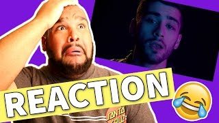 Snakehips - Cruel (Official Video) ft. ZAYN [REACTION]