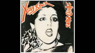 Watch X-ray Spex I Am A Cliche video
