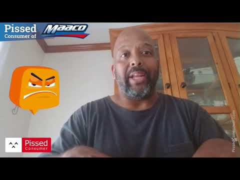 Maaco Auto Painting Review @ Pissed Consumer Interview