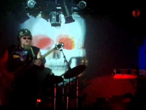 Hawkwind, Angels of Death @ the Sheffield Plug. 07.12.2011.