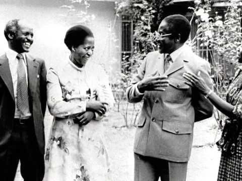 90 Anos de Robert Mugabe - Perfil de um ditador