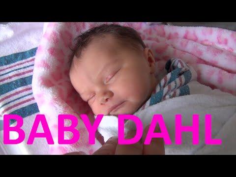 BABY DAHL IS BORN
