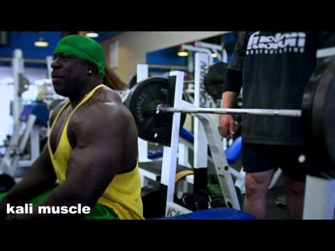 Kali Muscle - CRAZY CHEST TRAINING - (ft.Furious Pete, Big J) Image 1