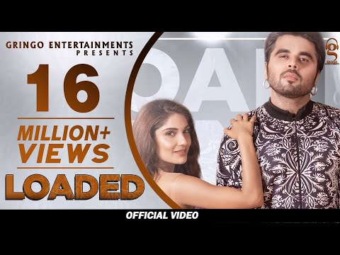 Loaded (Official Video) | Ninja | Ishita Raj | Gurlez Akhtar |Latest Punjabi Songs|New Punjabi Songs