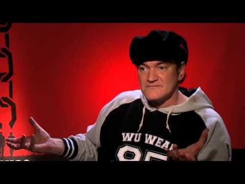 Django Unchained | Quentin Tarantino Interview (2013)