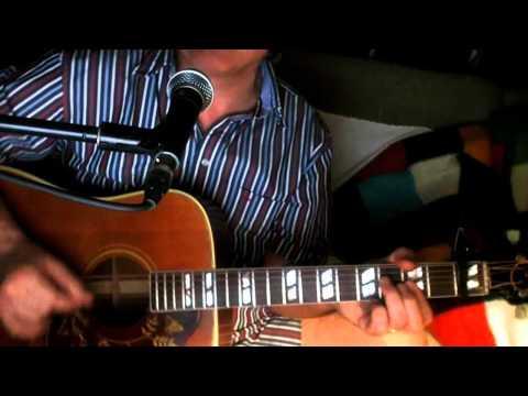Gentle On My Mind John Hartford Glen Campbell Acoustic Cover