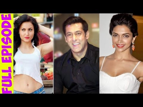 Planet Bollywood News - Elli Avram's dream is to work with Salman Khan, Deepika Padukone's not inked anymore and more