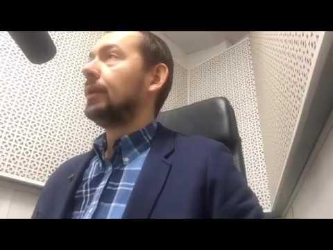 Украинский журналист выносит мозг российским пропагандистам в прямом эфире