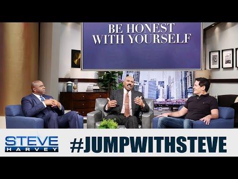 Mark Cuban: My first big JUMP...  || STEVE HARVEY