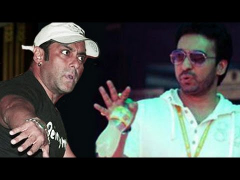 Raj Kundra Abuses & Insults Salman Khan | Latest Bollywood Gossip 2014 | video