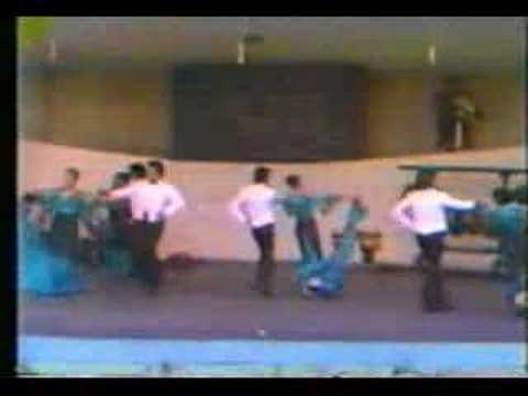 Lavezares: Philippine Folk Dance From Samar video