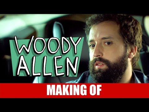 MAKING OF - WOODY ALLEN