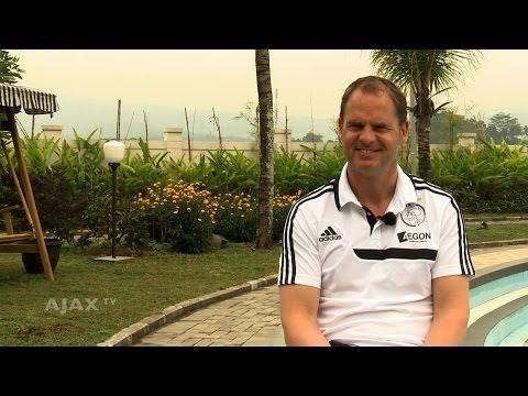 Frank de Boer Favoritkan Brasil di Piala Dunia