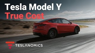 TRUE Cost of Tesla Model Y