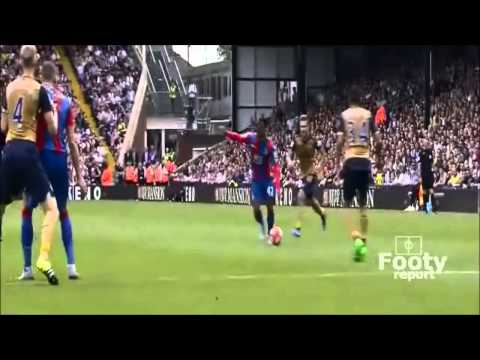 Crystal Palace 1:2 Arsenal (16 Aug 2015) Full Highlights