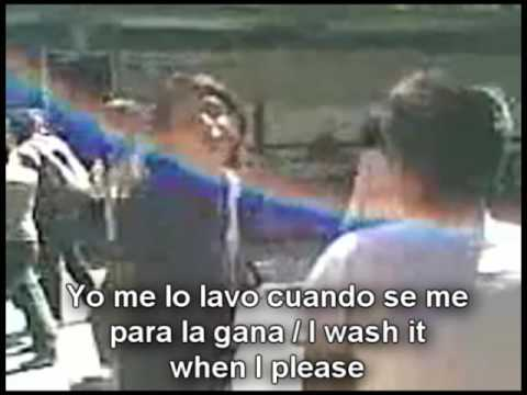 "PELEA DE GAYS: ""Lávate los dientes MAMACITA"" Remix"
