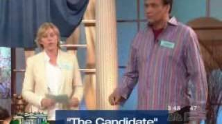 West Wing Cast on Ellen (pt 4)