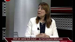 Haberiniz Olsun | Ak Parti Esk Mv Prof.Dr.Emine Nur Günay