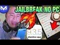Jailbreak iOS 9.3.5 32Bit ( iPod 5G, iPhone 4s, iPad 2, 3, 4 y MAS ! )