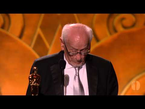 2010 Governors Awards -- Honorary Award recipient Eli Wallach