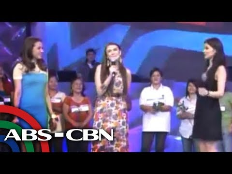 Angelica Panganiban sings