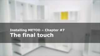 08.IKEA Kitchens - Installing Method _Chapter 7 The Final Touch