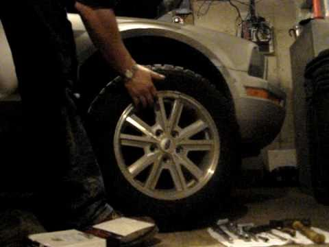 2006 mustang gt wheel bearing replacement how to save. Black Bedroom Furniture Sets. Home Design Ideas