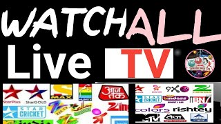 Watch all indian channel free new app Red box tv free live tv and /cable channels