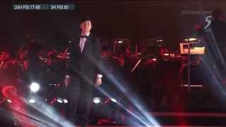 JJ Lin 林俊杰 - 江南 & 灵魂的共鸣 (feat. 郎朗 ) in Sing50 Concert - 07Aug2015 [HD]