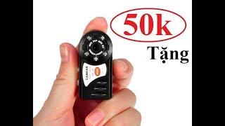 Camera wifi ip siêu nhỏ Q7 HD đọc chữ và quay đêm rõ nét 800k